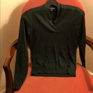 Brooks Brothers silk/cashmere sweater